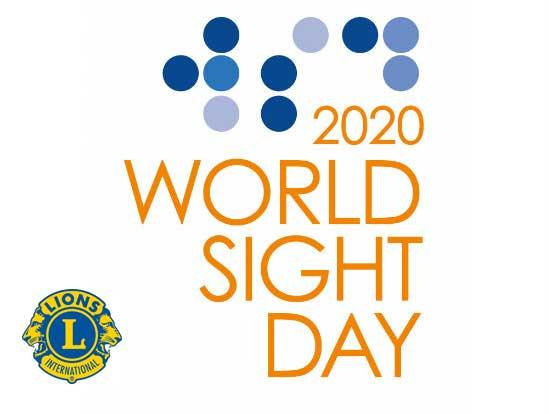 World Sight Day - 8 October 2020