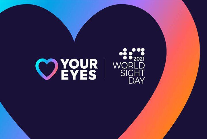 World Sight Day - 7 October 2021